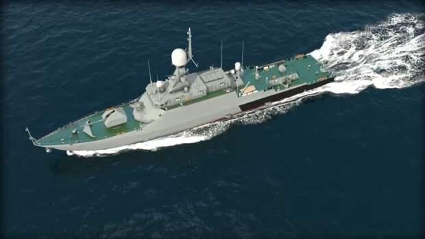 Проект 21631: малый ракетный корабль стратегического значения