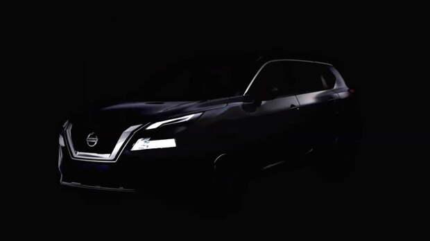 Названа дата премьеры кроссовера Nissan X-Trail нового поколения