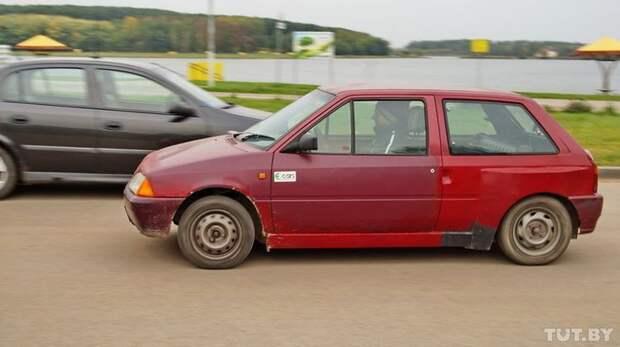 Самодельный электромобиль Citroen AX из Минска citroen, авто, самоделка, своими руками, электрокар, электромобиль