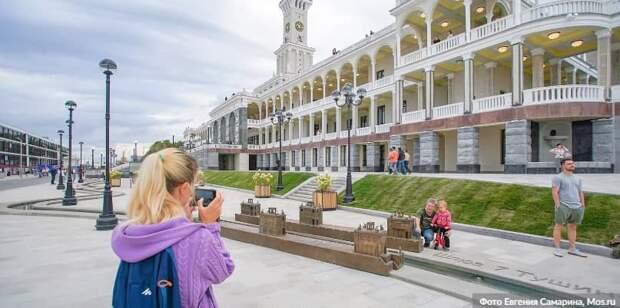 Сергунина рассказала о «работе на перспективу» в туристической отрасли Москвы. Фото: Е. Самарин mos.ru
