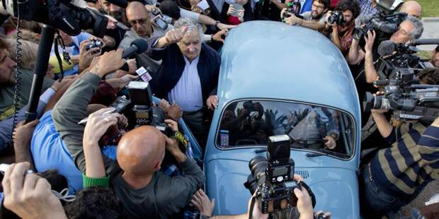 Самый бедный экс-президент в мире отказался от пенсии ynews, образ_жизни, пенсия, политика, уругвай, хосе мухика