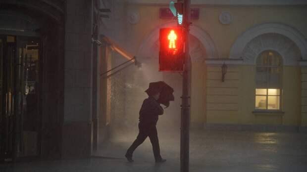 Синоптик предупредил о сильнейшем за последние 73 года ливне в Москве