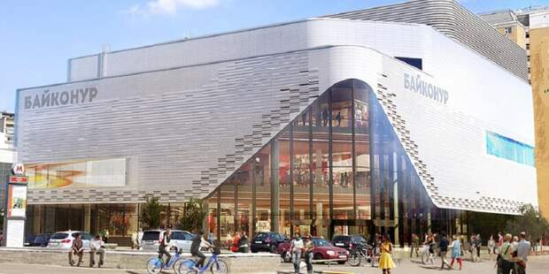 В начале 2022 года на Декабристов планируют открыть обновлённый районный центр