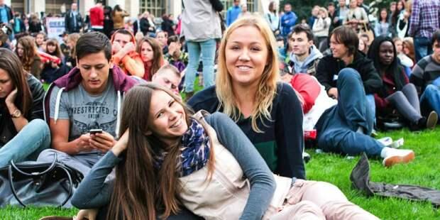 Почти 78 тысяч человек посетили мероприятия в Парке Горького/ Фото mos.ru