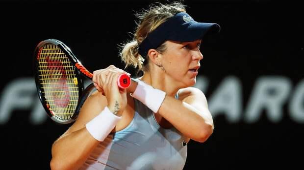 В русском дерби на «Ролан Гаррос» победила Павлюченкова. Кузнецову на 3-й сет не хватило