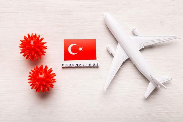 Специалисты сообщили о риске закрытия Турции из-за коронавируса