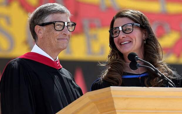 Бракоразводный процесс Билла и Мелинды Гейтс завершен