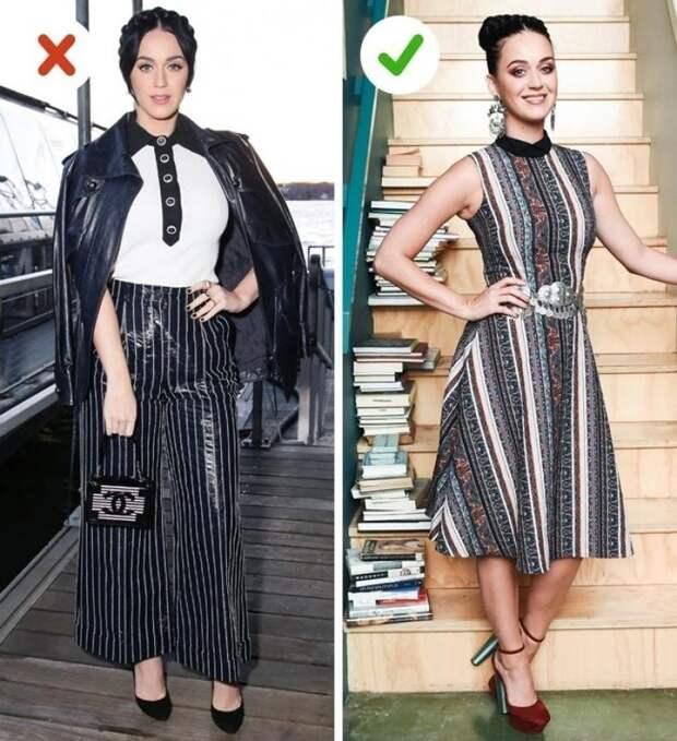 10 хитростей, как выглядеть стройнее с помощью одежды