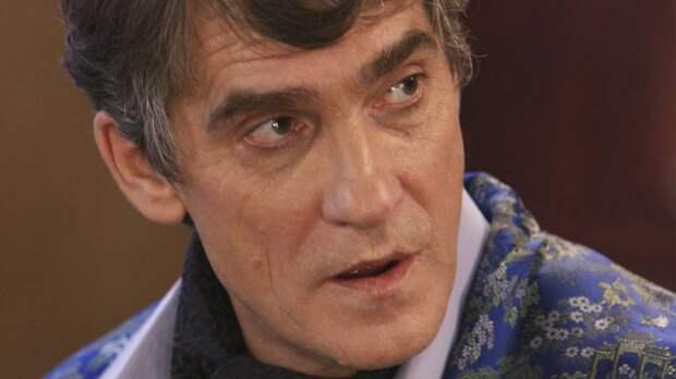 Коронавирус поразил почти 100% легких Валерия Гаркалина