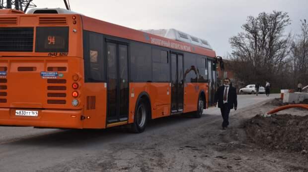 Движение автобусов по мосту Малиновского в Ростове откроется завтра
