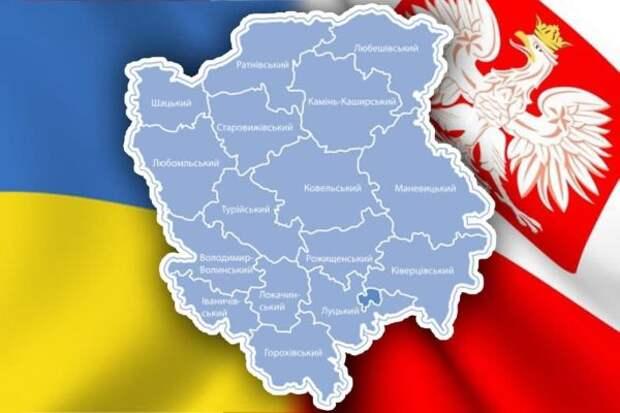 Польша напомнила Киеву, кому принадлежала Волынь