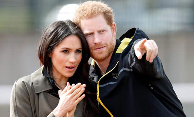 Меган Маркл и принц Гарри подали в суд на папарацци за фотографии сына Арчи, сделанные на территории их дома
