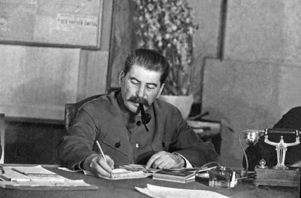 Открытая студия и открытая ложь про Сталина