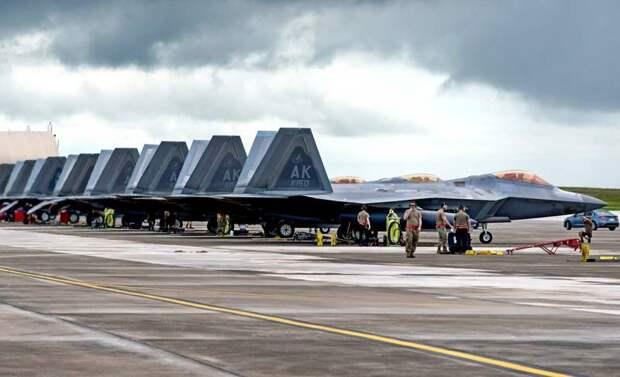 Армия США отработает нападение на Китай