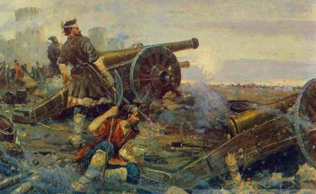 К вопросу о составе русской артиллерии в битве под Венденом 21-22 октября 1578 г.