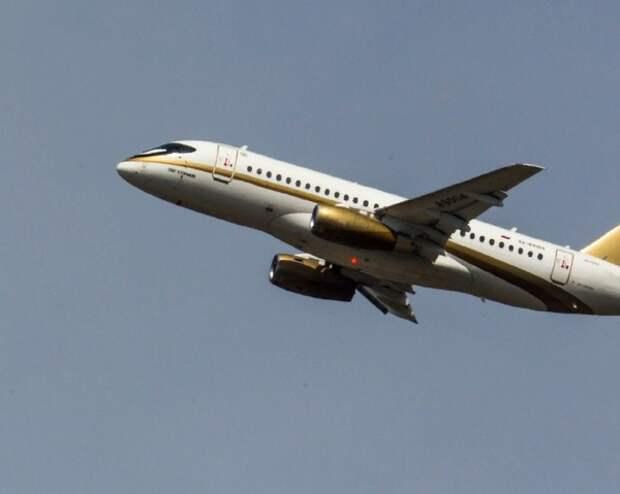 Борисов рассказал о планах по созданию авиакомпании, использующей российские самолёты