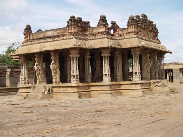 Хампи, Карнатака. Пять чудес Южной Индии