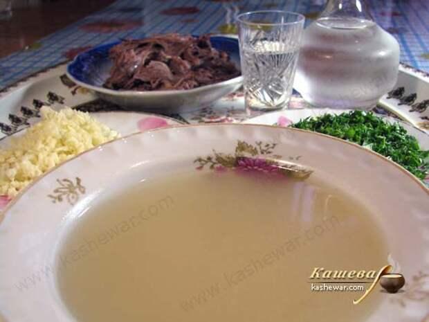 Хаш – рецепт с фото, армянская кухня