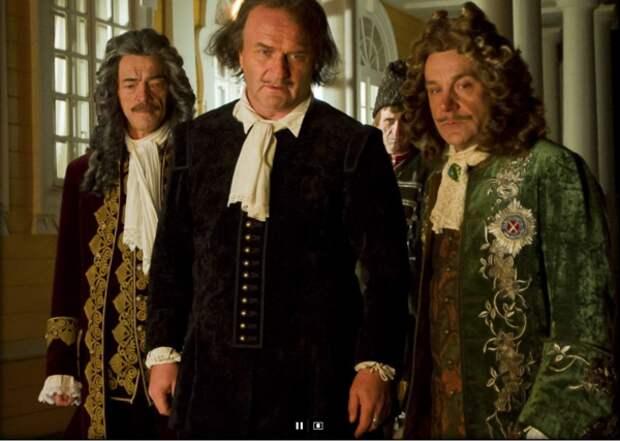 Петр Первый. Завещание (2011) -  кадр из фильма
