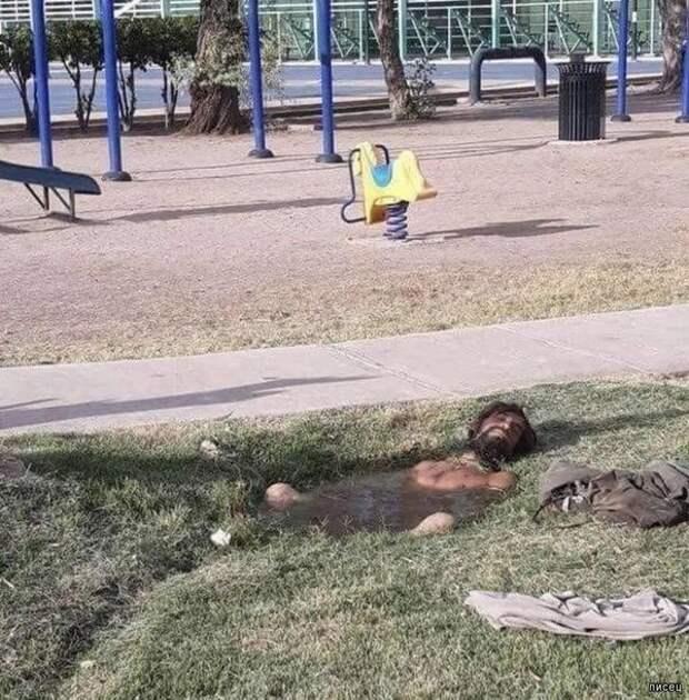 Когда на улице убойная жара