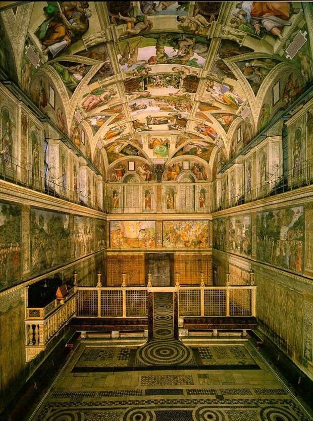 Достопримечательность Ватикана — Собор Святого Петра