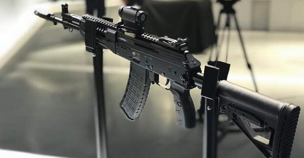 Новейшие российские автоматы станут «бестселлерами на рынке вооружений»