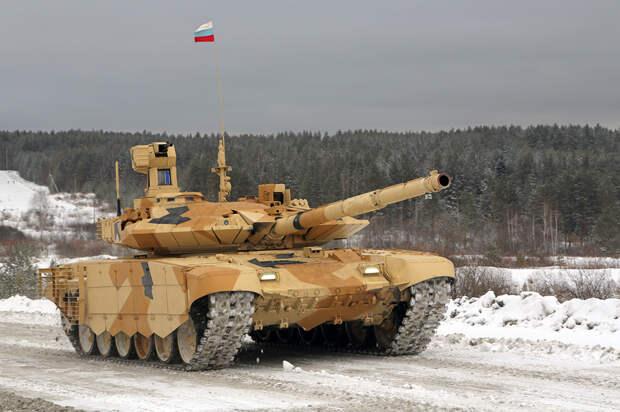 Это «Прорыв»: в России появился танк с «загоризонтным зрением»