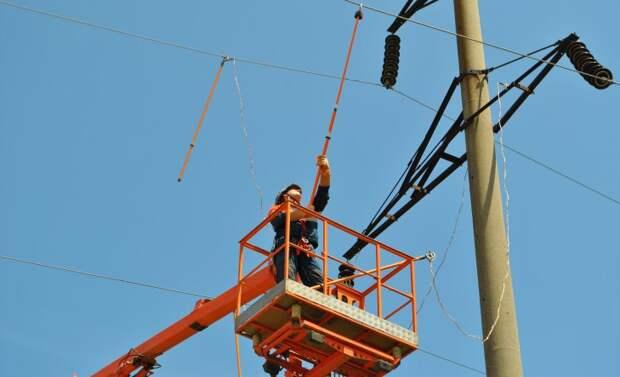 750 км ЛЭП отремонтировали энергетики «Россети Кубань» на востоке края