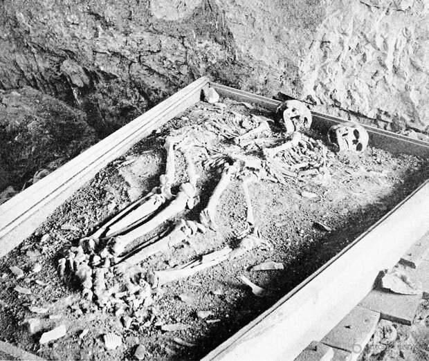 На территории Кабардино-Балкарии жили люди гигантского роста