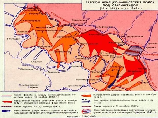 Малоизвестные факты о Второй Мировой Войне