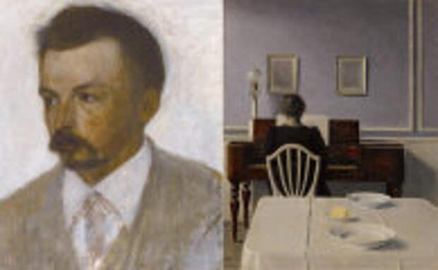 Современное искусство: Почему самый дорогой датский художник всю жизнь писал одни и те же сумрачные интерьеры: Загадка Хаммерсхея