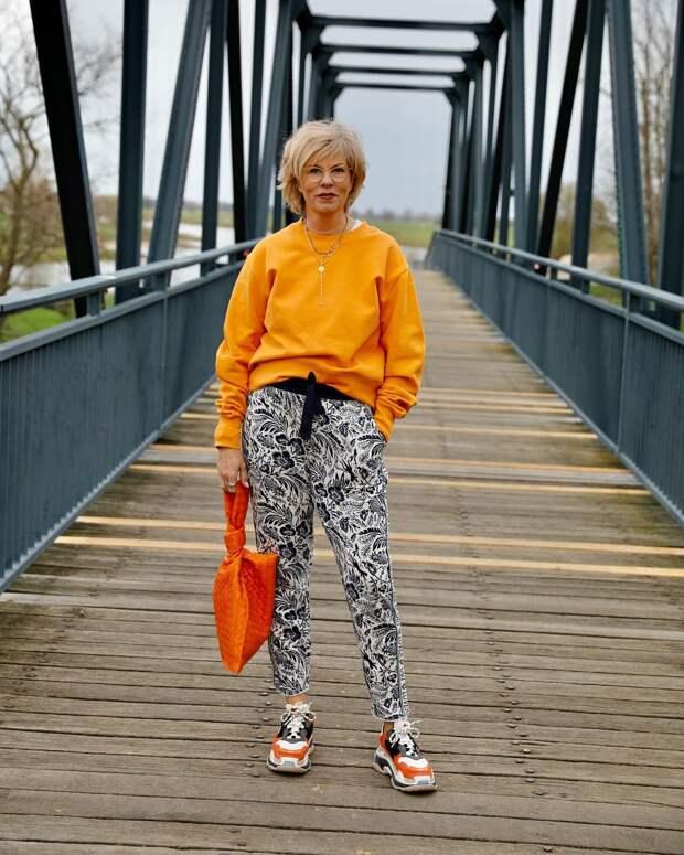 Модные осенние образы без каблуков