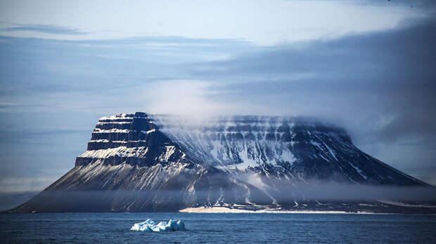 Архипелаги, острова, хребты: тест RT об арктических землях
