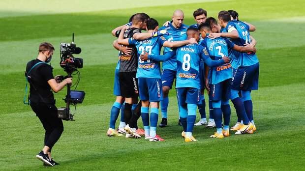 «Зенит» занял 15-е место в рейтинге клубов Европы с наибольшим доходом