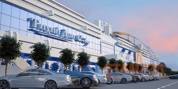 Почем в Ростове-на-Дону продают здание ТРК «Тихий Дон»