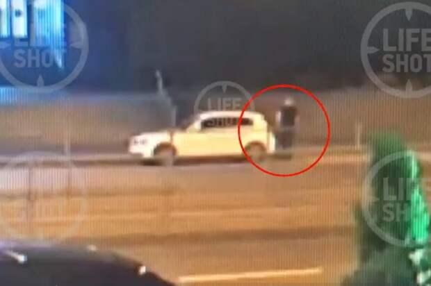 В Москве обстреляли машину управделами президента России