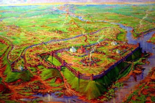 Взятие монголо-татарами Чернигова