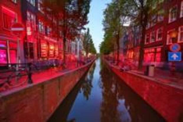 За селфи с проституткой Амстердама теперь можно поплатиться