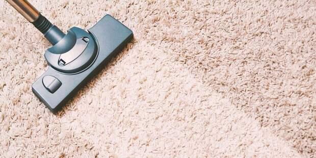 Принципы ухода за ковром