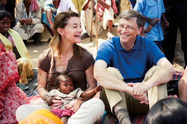 Версия:  Разработку коронавируса спонсировал Фонд Билла и Мелинды Гейтс
