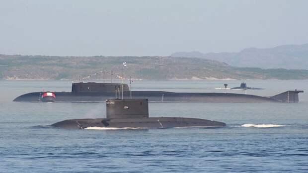Очередной троллинг НАТО российскими подводниками