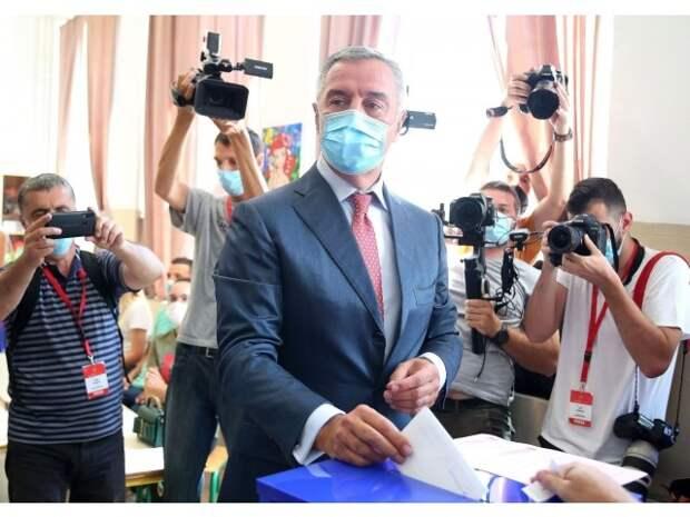 «Черногорская интрига» как европейский вызов