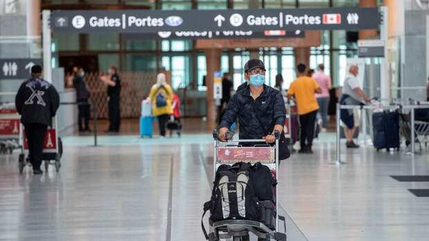 Канада до 30 сентября продлила запрет на въезд иностранцев в страну