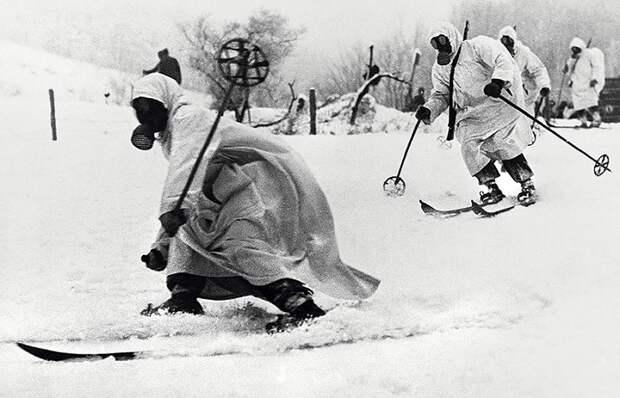 Снежные призраки, или Почему советские лыжники наводили страх на фашистов