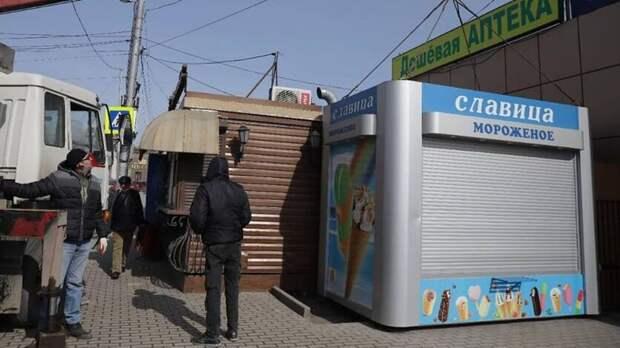 Власти рассказали, когда исчезнет стихийный рынок наСержантова вРостове