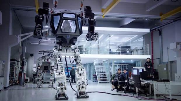 В США создали роботов, которых не нужно заправлять или заряжать