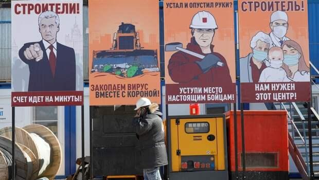 Россия успешно справляется в коронавирусом! Чем так недовольны недолибералы?
