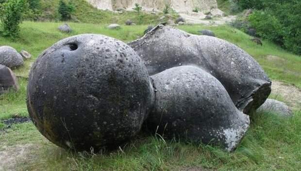 Трованты — удивительные «живые» камни Румынии, поставившие ученых втупик