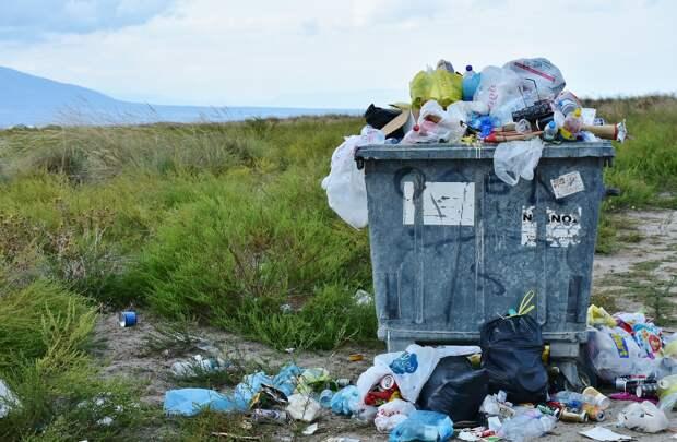 Со следующей недели в Крыму заработает мусоросортировочный завод