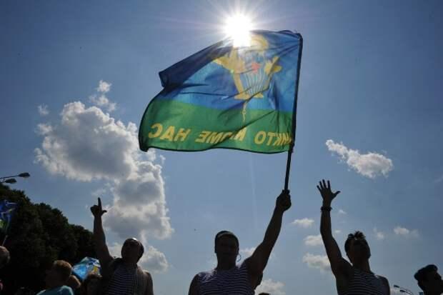 В Москве произошла массовая драка десантников и бойцов Росгвардии
